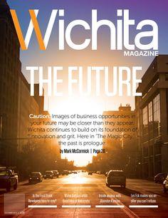 Wichita Magazine | Volume 1, Issue 1