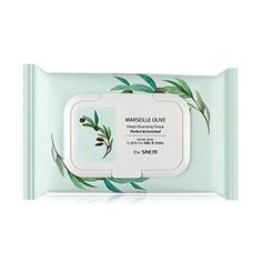 Buy The Saem Marseille Olive Deep Cleansing Tissue 40pcs at YesStyle.com! Quality products at remarkable prices. FREE WORLDWIDE SHIPPING on orders over CA$ 45.
