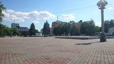 Ставрополь, крепостная гора.