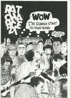 Roy G's Music Fanzine Distro
