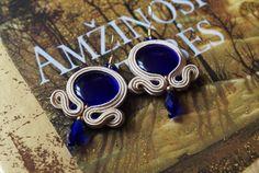 blue... swarovski crystals