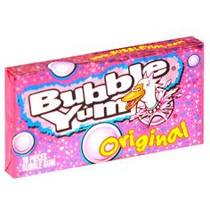 LOVE Bubble Yum!