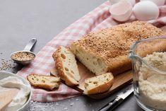 Golden Keto Sesame Bread - Gluten-Free and Easy to Make - Diet Doctor