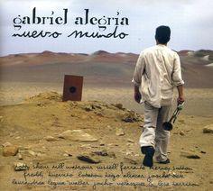 Gabriel Alegria - Nuevo Mundo, Blue