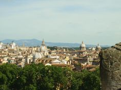 The domes of Rome