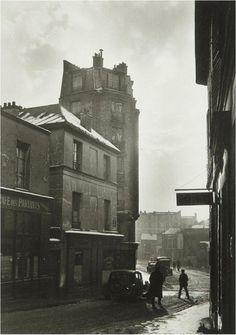 Willy Ronis. La rue des Partants, Paris, 1948