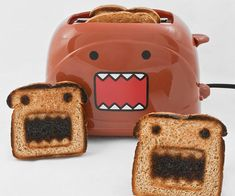 Domo Toaster | DudeIWantThat.com