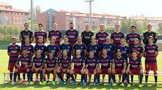Plantilla del FC Barcelona para la Champions League 2015-2016