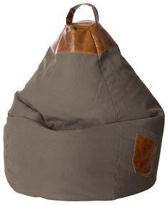 Deze prachtige beanbag jamie bruin XL vormt zich heerlijk naar uw lichaam en is een mooie toevoeging aan uw omgeving. Bestel hem nu op Sittingbags.nl