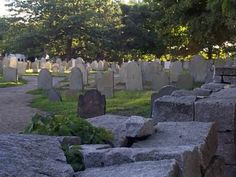 Salem Witch Trials Memorial Cemetery