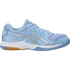 814239dc Asics Women's GEL-Rocket 8 Volleyball Shoes, Blue Shop a wide selection of  ASICS