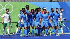 Indian Hockey team wins its first match against Ireland 3-2! The victory becomes all the more special as Rupinder Pal Singh scores two goals. Well done boys! Go for the Glory & Gold. #ChakDeIndia #ChakDePunjab #Rio2016