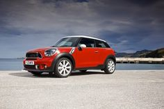 The all-new MINI Paceman A sporty new exterior design, lowered suspension for a dynamic ride and an exciting reinterpretation of the familiar interior – feast your eyes on the all-new MINI Paceman.  Styled as a coupé interpretation of the Countryman, five versions are available from launch, including the MINI Cooper S Paceman which has a 0-62mph of just 7.5 seconds. The seventh unique member of the family... Expand this post »