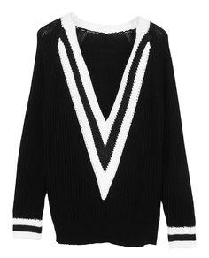 rag and bone v-neck sweater   rag-bone-black-talia-v-neck-product-1-16922462-2-526364151-normal.jpeg