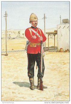 Private Coldstream Guards 1882