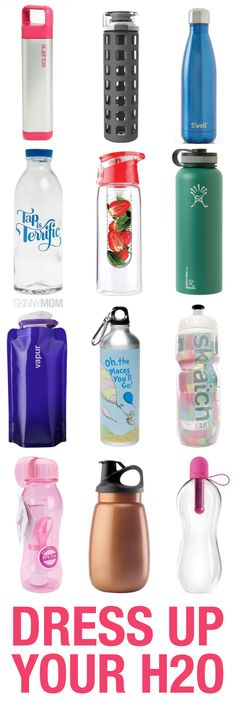 Here are some of our favorite water bottles!