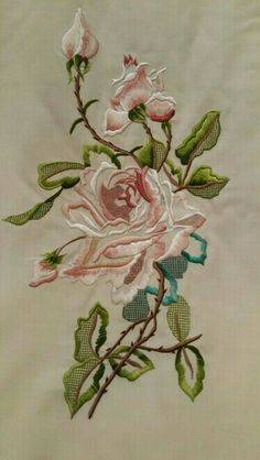 Bordado Jacobean, Jacobean Embroidery, Abstract Embroidery, Embroidery Motifs, Learn Embroidery, Japanese Embroidery, Crewel Embroidery, Machine Embroidery Patterns, Hand Embroidery Designs