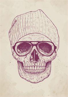Balibart | Balazs Solti - Cool Skull