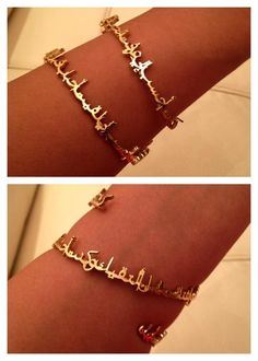 I Just Love It From Charmaleena Arabic Jewelry
