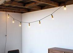 Slingerverlichting van Onefortythree | Interieur inrichting