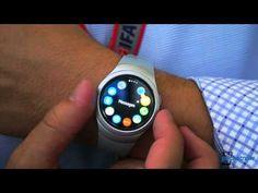 Samsung Gear S2 Hands-On - YouTube