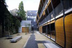 Rue des Suisses Apartment Buildings Paris | Herzog & demeuron