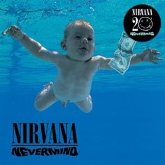 Nirvana Nevermind on Vinyl LP. Excellent Vinyl LP Pressing of the 1991 Album That Changed the Musical Landscape: Nirvana's Acclaimed Nevermind Greatest Album Covers, Iconic Album Covers, Classic Album Covers, Cool Album Covers, Music Album Covers, Beatles Album Covers, Box Covers, Best Album Art, Pink Floyd Album Covers