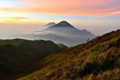 Mount Prau-Central Java-Indonesia