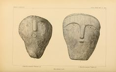 From Art in Shell of the Ancient Americans, Smithsonian Institution, Bureau of Ethnology, 1881