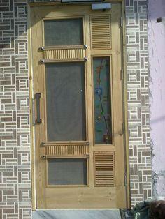 DOOR DESIGN - HOME MADE INTERIOR Room Door Design, Door Design Interior, Main Door Design, House Design, Wooden Front Door Design, Wooden Front Doors, Centre Table Design, Bedroom Décor, Room Doors