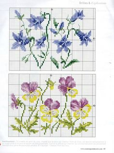 I want to do the pansies on 4'x8' pegboard to make a giant piece of wall art!
