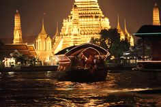 The Best River Cruise in Bangkok ⋆