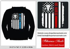 Travel Nurse distressed American flag custom nurse shirt, Design on back, APN shirt, Travel nurse, RN shirt, gypsy nurse, to 4x