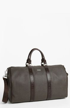 Salvatore Ferragamo 'New Form' Duffel Bag available at #Nordstrom