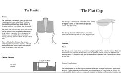 A list of free historical costume patterns including medieval, Elizabethan and Victorian patterns. ...