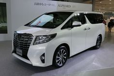 Ugly?  Toyota Alphard