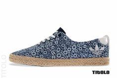adidas Originals Azurine Espadrille Legend Ink | KicksOnFire