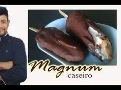 Ganhe dinheiro no verão com sorvete Magnum de doce de leite /magnum ice cream - YouTube