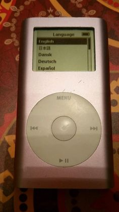 Apple iPod 16GB Classic mini 1st Gen Pink Bundle Refurbished Free Shipping #Apple