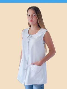 Sewing Clothes, Hijab Fashion, Blouse, Textiles, Dresses, Matilda, Ideas Para, Amy, Nursing Uniforms