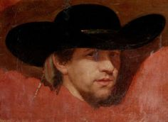 Self Portrait: Francisco De Goya, 1775.