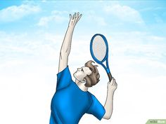 How to Improve a Tennis Serve: 10 Steps (with Pictures) - wikiHow