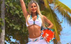 miami dolphins 2016 | 2016 Miami Dolphins Cheerleaders 4K Wallpaper | Free 4K…