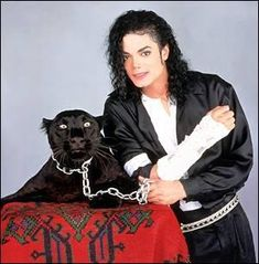 """MJ """"Black or White"""""""