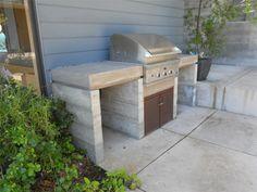 Outdoor Kitchen  Outdoor Kitchen  Landscaping Network  Calimesa, CA