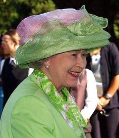 Queen Elizabeth, February 26, 2002 | Royal Hats