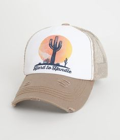 cb45a70b131 Junk Gypsy Hard to Handle Baseball Hat - Women s Hats in Light Grey
