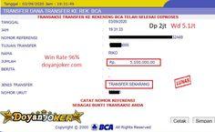 Slot Deposit Pulsa Telkomsel & XL juga di sediakan Doyanjoker dengan Tanpa Potongan untuk member setia kami. Untuk dapat bermain Slot Deposit Via Pulsa Doyanjoker Juga sudah bisa di lakukan melalui MKIOS, Alfamart, Indomaret, Bukalapak, Akulaku, dan Aplikasi pengisian pulsa lainya. Joker Online, Slot