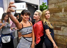 Comic-Con 2015, Day 3: Celebs make the rounds | Lea Michele, Abigail Breslin, Billie Lourd | EW.com