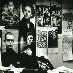 "hissilentface: ""101"" is my favorite Depeche Mode..."